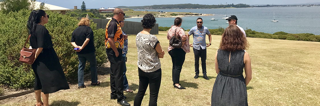 Land Council Training held at La Perouse