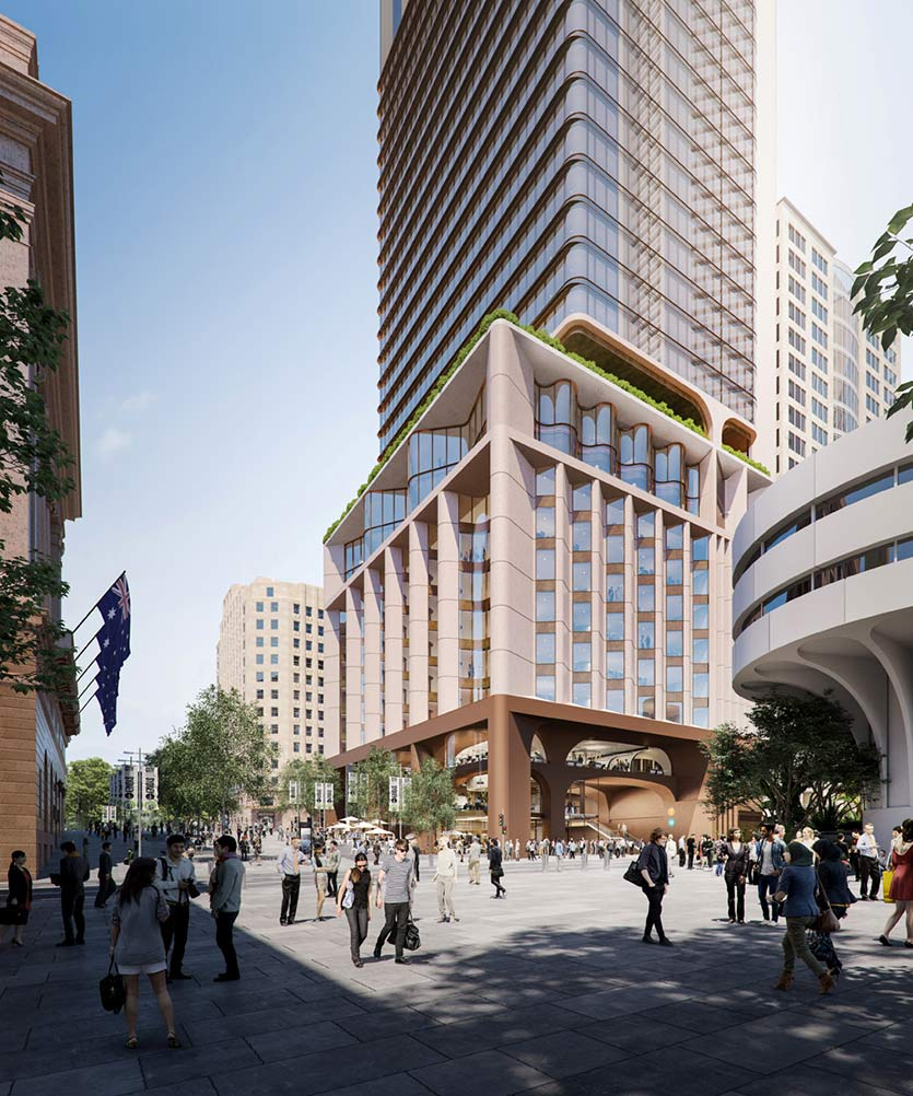Martin Place South OSD image