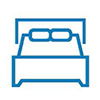 icon for beds