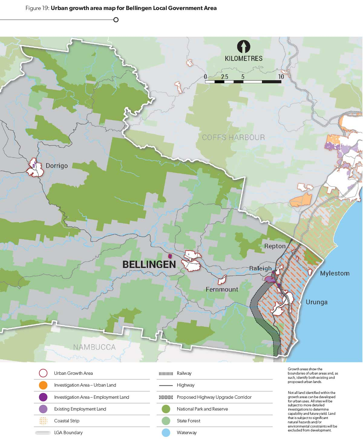 North Coast Region - Maps - NSW Department of Planning, Industry and ...
