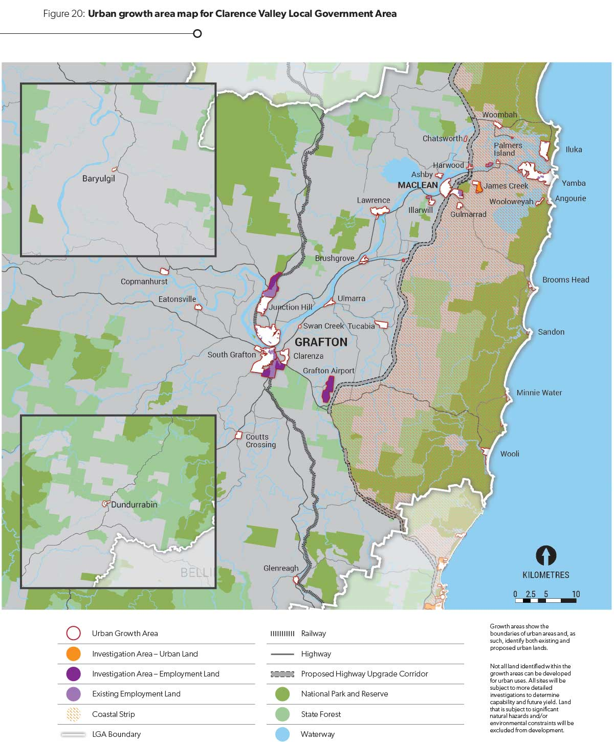 North Coast Region - Maps - Department of Planning and Environment