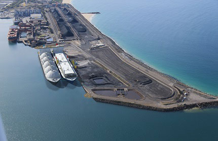 Have your say on port kembla gas terminal 430x278