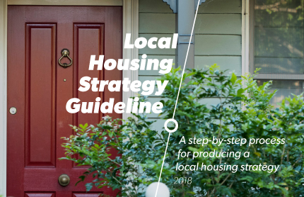 local housing strategy guideline tile 430x278