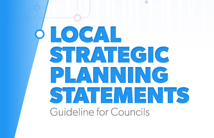 local strategic planning statements for councils tile 430x278