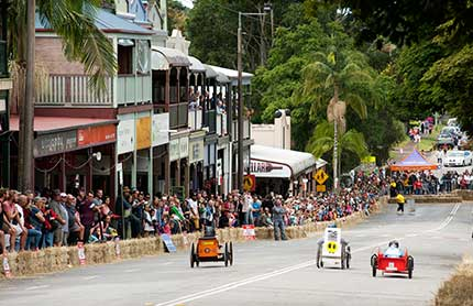 north coast.bangolaw billy cart race in new south wales